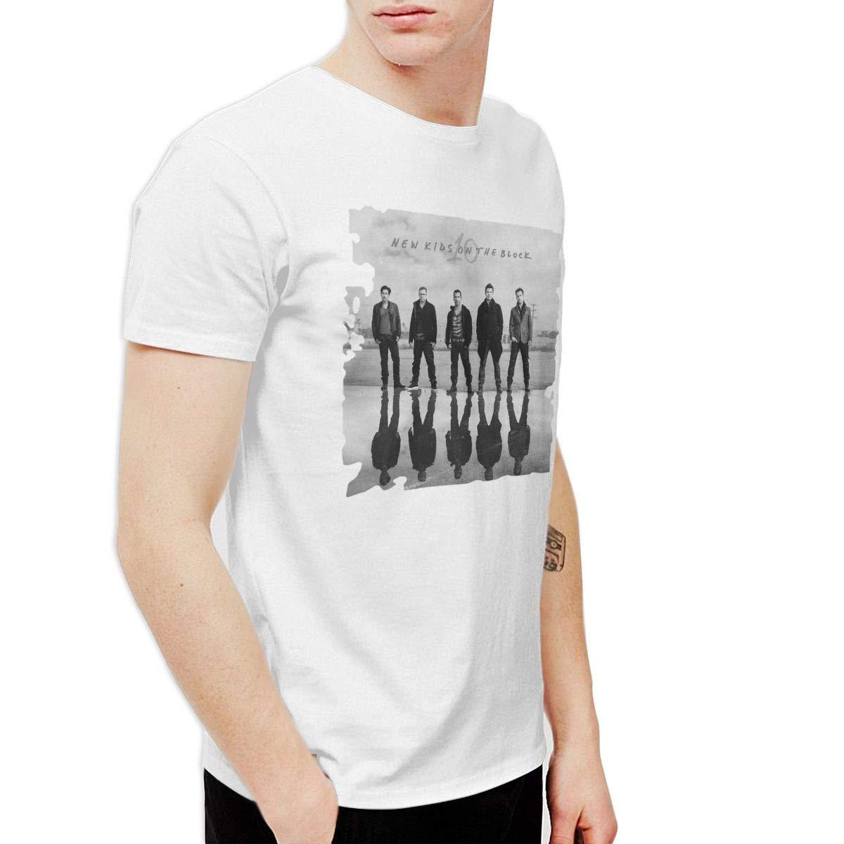 Rvfge New On The Block 10 Fashion Short Sleeve T Shirt