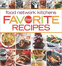 Food network kitchens favorites recipes food network kitchens food network kitchens favorites recipes food network kitchens 9780696241970 amazon books forumfinder Choice Image