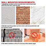 ONETWOFIT Multifunctional Wall Mounted Pull Up