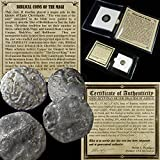 35 GR YOU GET ONE SILVER Ancient BIBLICA