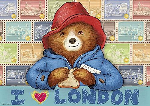 Paddington teddy bear cm doll pupazzo orso cartoni animati
