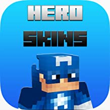 Hero Skins For Minecraft Pro - Multiplayer Skin Textures To Change Your Gamer Minecraft Skins