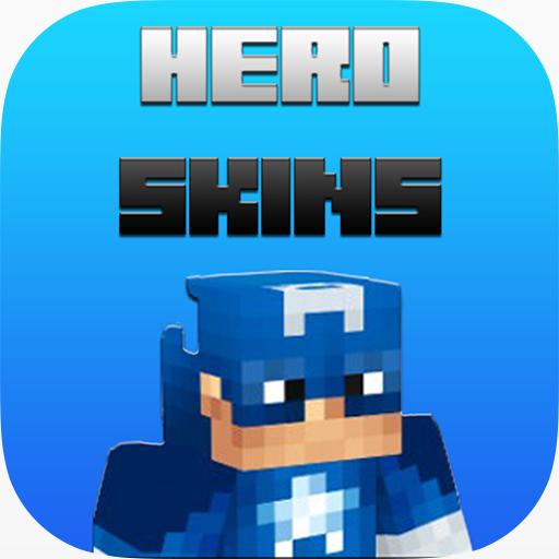 Hero Skins For Minecraft Pro - Multiplayer Skin Textures To Change Your Gamer Minecraft Skins (Minecraft Cheats Xbox)