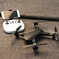 OOFAY Drone with Camera S25 Folding Remote Control Aircraft Aerial Drone High Four-Axis Aircraft
