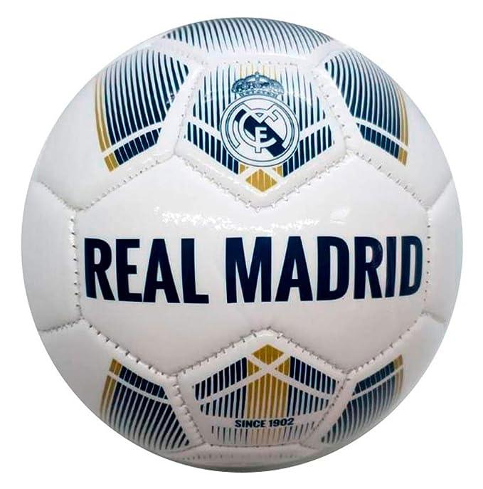 Real Madrid, Balón de Futbol Grande, Talla 5 Producto ...