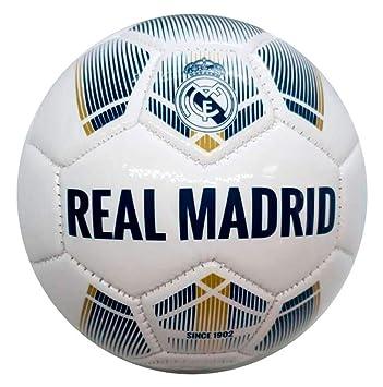 Real Madrid, Balón de Futbol Grande, Talla 5 Producto Oficial ...