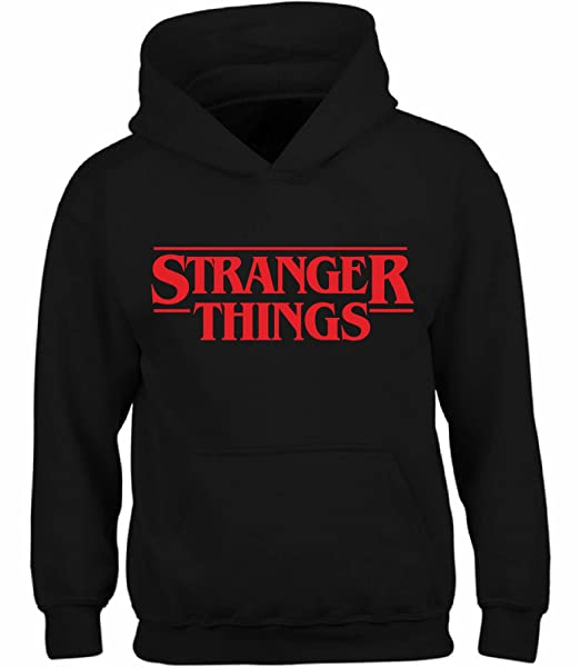 Amazon.com: Icustomworld Stranger Things Ride Bike Hoodie ...