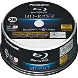 Panasonic 25GB 6x BD-R (Import Allemagne)