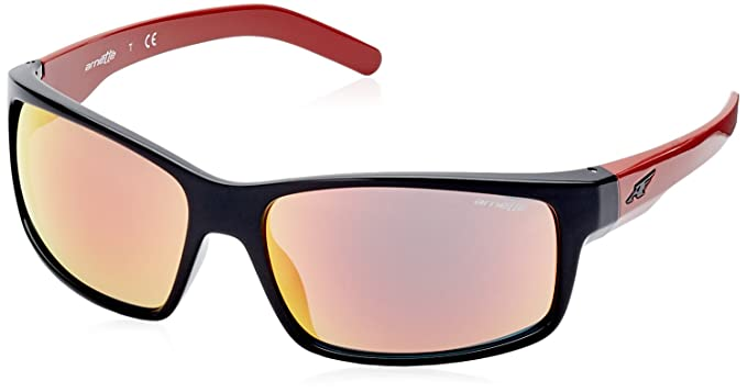 Arnette Fastball, Gafas de Sol para Hombre, Negro, 62