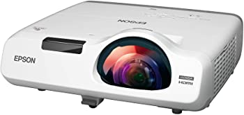 Epson PowerLite 535W 3400-Lumens 3LCD Home Theater Projector