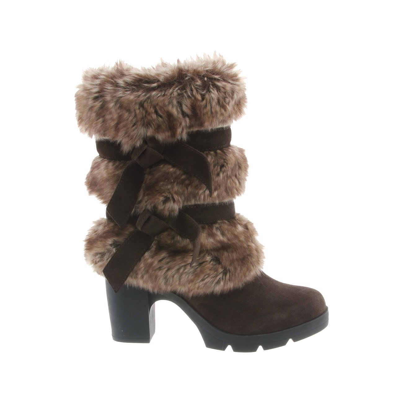 BEARPAW Bridget Women's Boot B06Y13NM6S 6 B(M) US|Chocolate Ii