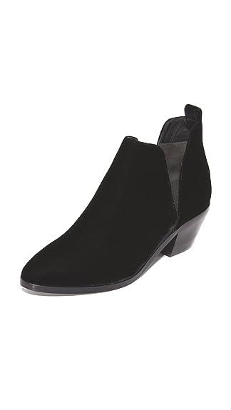 Women's Belin Velvet Booties