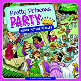 img - for Pretty Princess Party: Hidden Picture Puzzles (Seek It Out) book / textbook / text book
