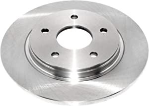 DuraGo BR900526 Rear Solid Disc Brake Rotor