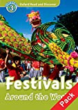 Oxford Read and Discover 3. Festivals Around the World Audio CD Pack