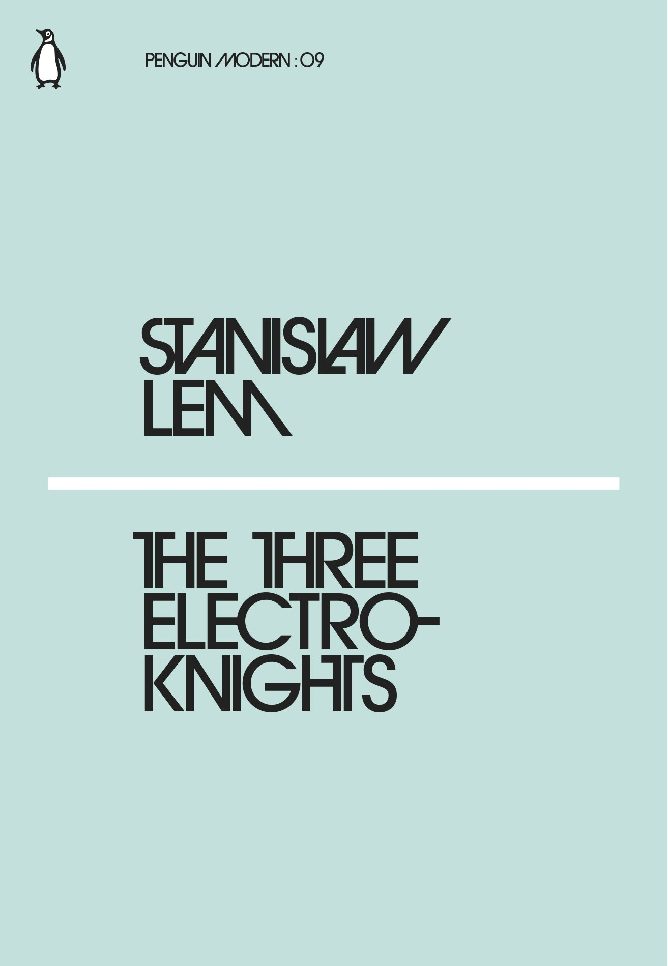 Stanislaw Lem - The Three Electroknights. 4 Short Stories