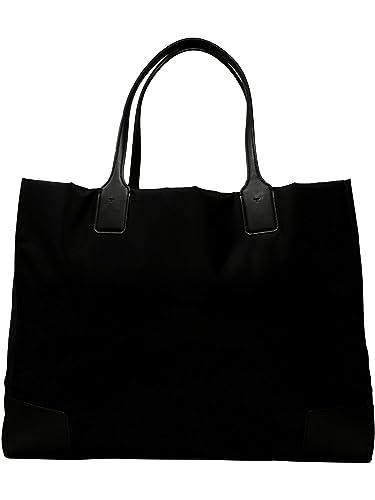 a7990079dd1 Amazon.com  Tory Burch Women s Ella Nylon Top-Handle Bag Tote ...