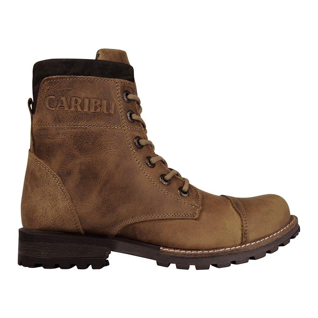 5ec6b1d4 CARIBU Botas 255 Piel Miel: Amazon.com.mx: Ropa, Zapatos y Accesorios