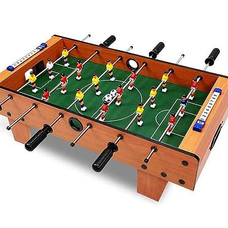 Mesa de juego combinada Futbolín De Mesa Juegos De Tamaño Mini ...