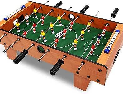 Juegos de mesa y accesorios Futbolín De Mesa Juegos De Tamaño Mini ...