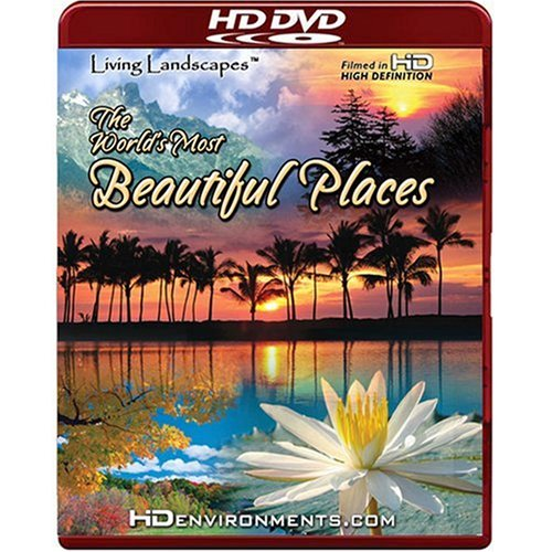 Price comparison product image Living Landscapes: The World's Most Beautiful Places [FOR HD-DVD Players only]