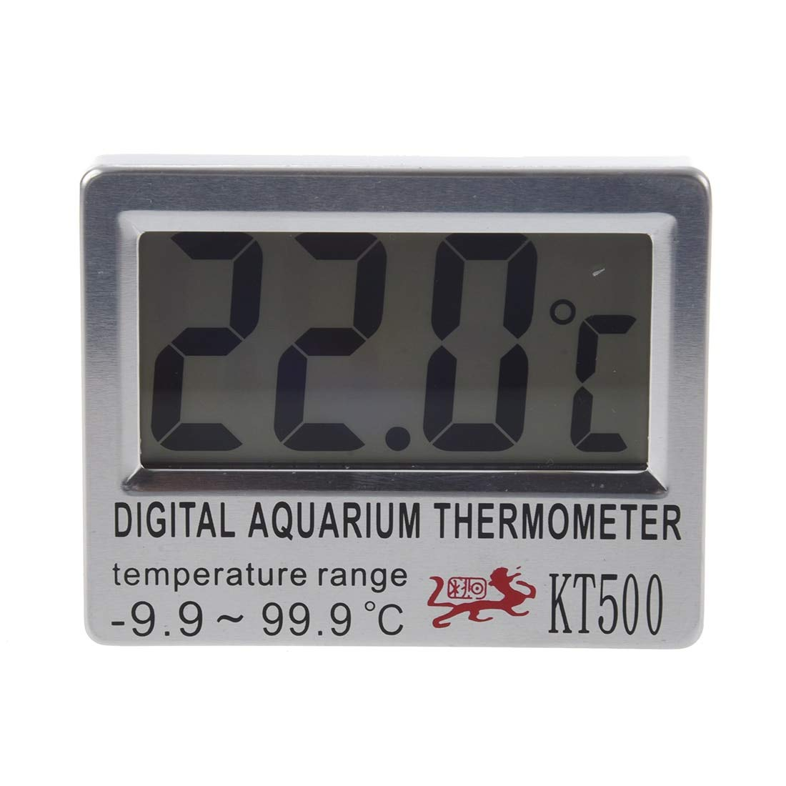 Topsmae Digital LCD Aquarium Fish Tank Vivarium Meter Thermometer