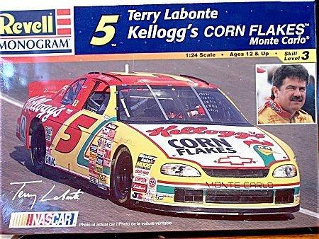 #5 Terry Labonte Kellogs Corn Flakes Monte Carlo 1:24 Scale Model Kit