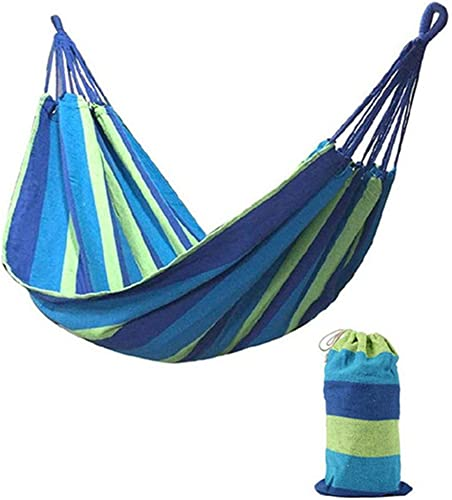 nobranded Portable Camping Hammock,Ultralight Outdoor Hammock Blue