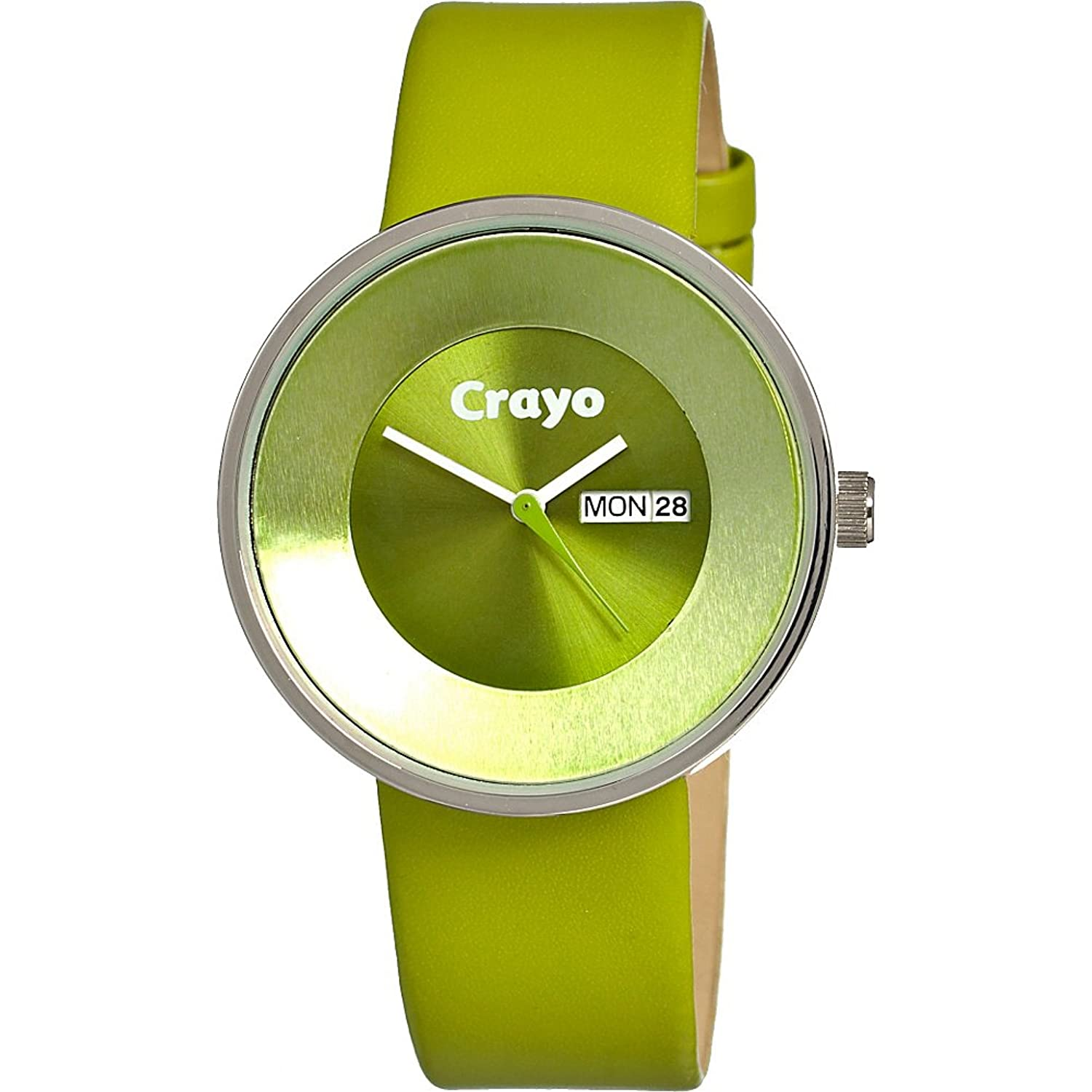 strap index face stripe ic watch teacher pagespeed green on white and xamonev time watches angled amonev