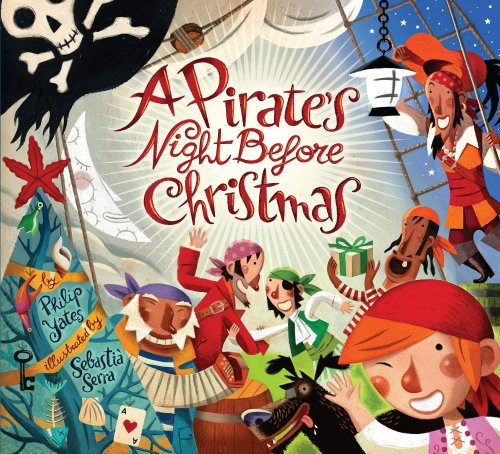 A Pirate's Night Before Christmas -
