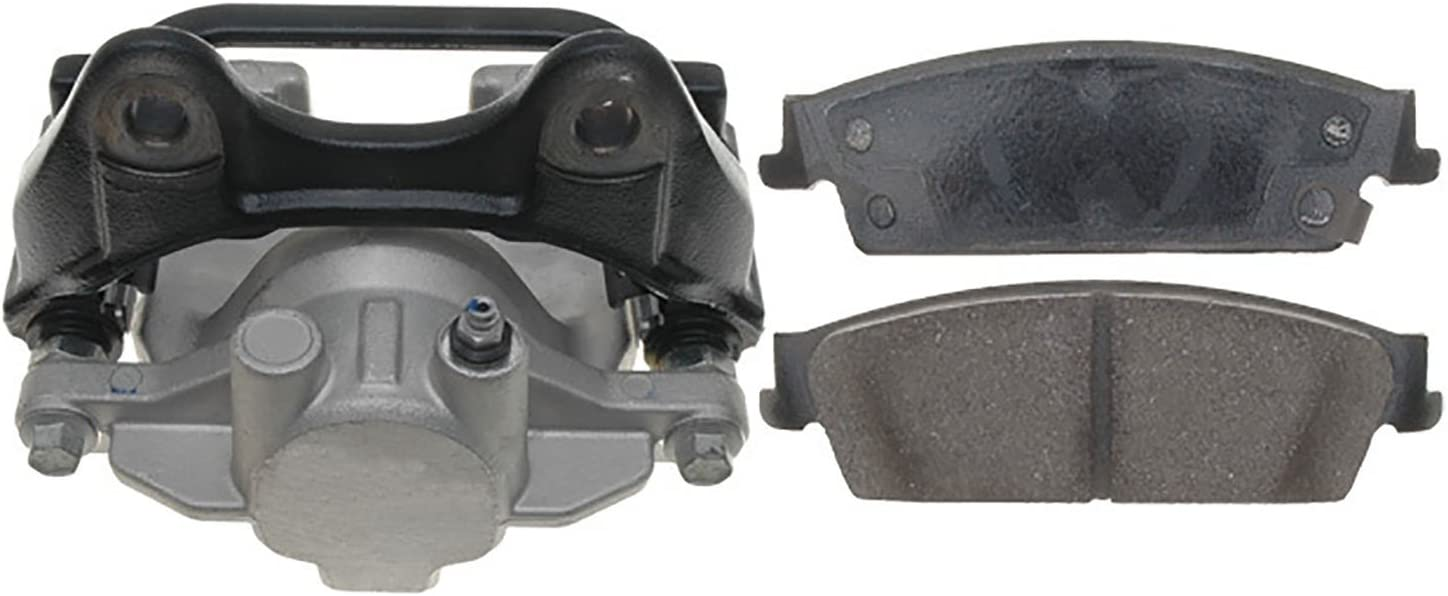 ACDelco 18R2470PV Specialty Rear Disc Brake Caliper Assembly with Pads (Loaded), Remanufactured