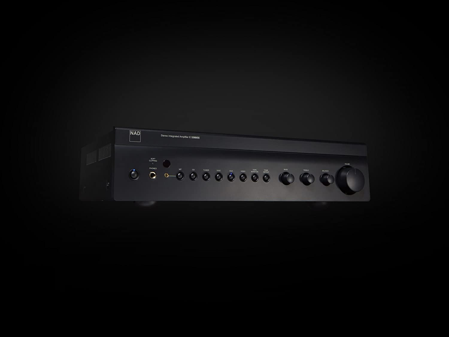 NAD C 326BEE Stereo Integrated Amplifier: Amazon in: Electronics