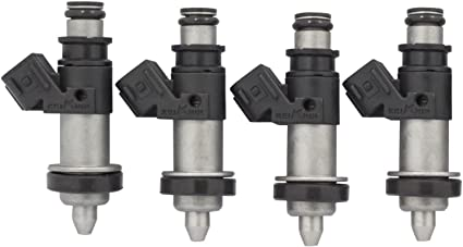 High Performance Set of 4 Fuel Injectors For 15710-24F00 Suzuki GSXR 600 750 1000 Hayabusa GSX1300
