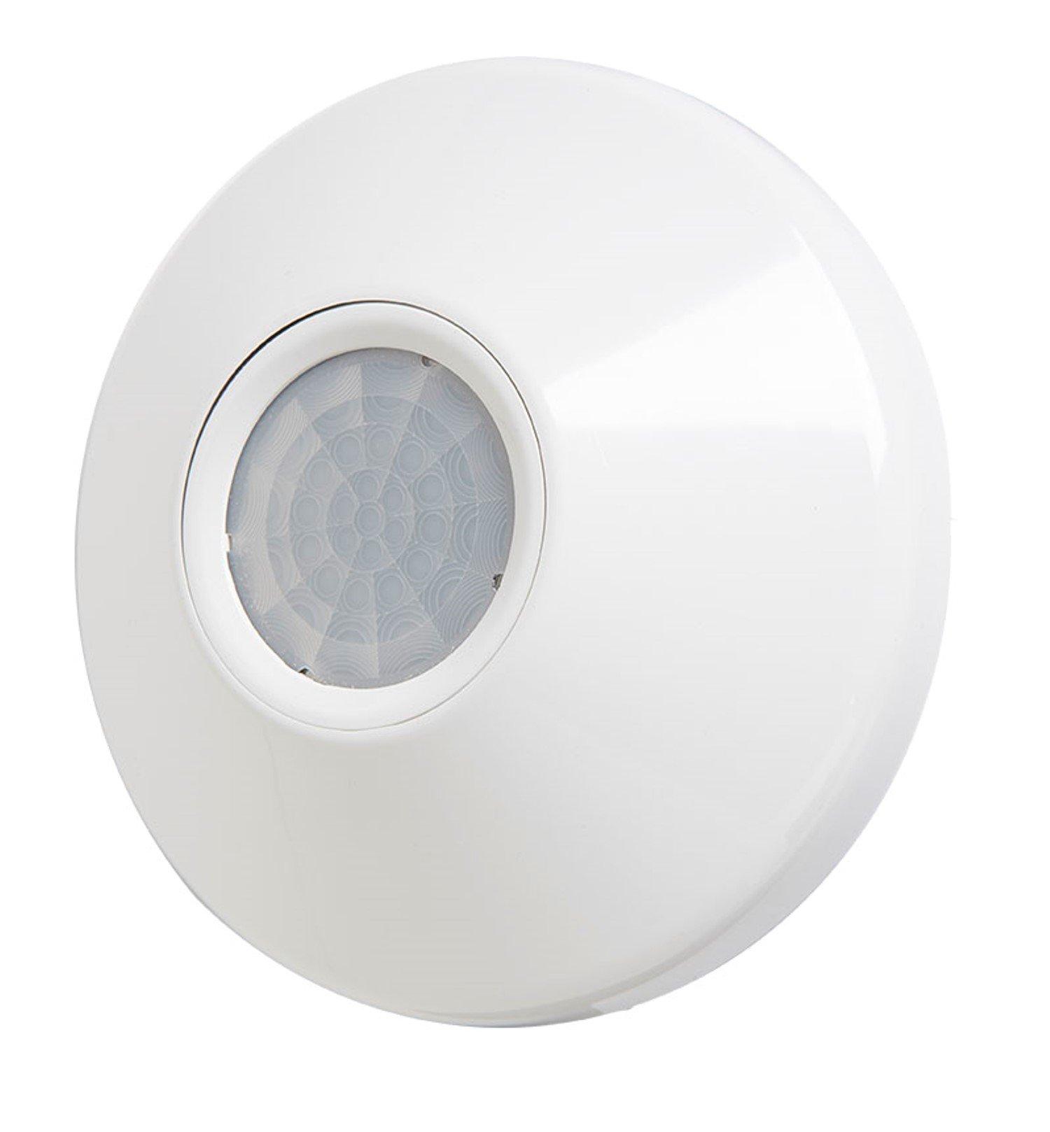 Sensor Switch CMR 6 High Bay, Passive Infrared Ceiling Mount Occupancy Sensor, White