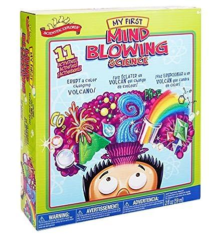 Scientific Explorer Mind Blowing Science Kit (Educational Kits)