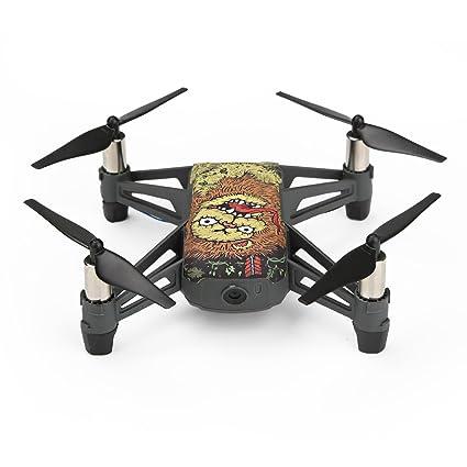 RCstyle Tello Drone Accesorios Piezas, Snap-on Top Cover Case para ...