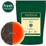 VAHDAM English Breakfast Loose Leaf Tea (225 tasses), fort & savoureux, 100% petit thé anglais de l'Assam, en provenance de l'Inde, 454g