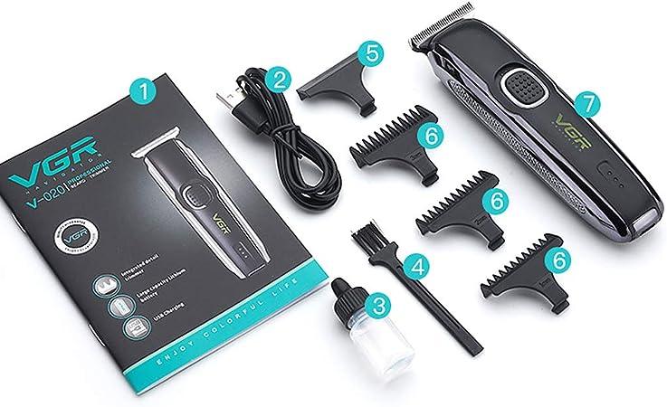 Anjuley - Cortapelos Profesional para afeitadora de Barba ...
