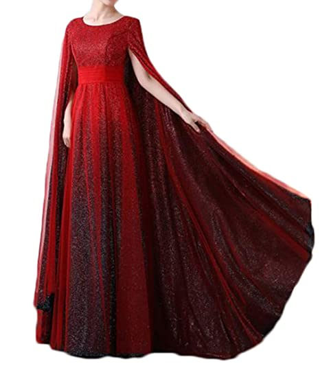 87e9538370b37 Luxury Sparkly Sequins Prom Dresses Party Gowns Bling Bling Long ...