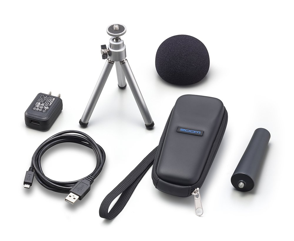 Zoom APH-1n Accessory Pack for H1n Handy Recorder