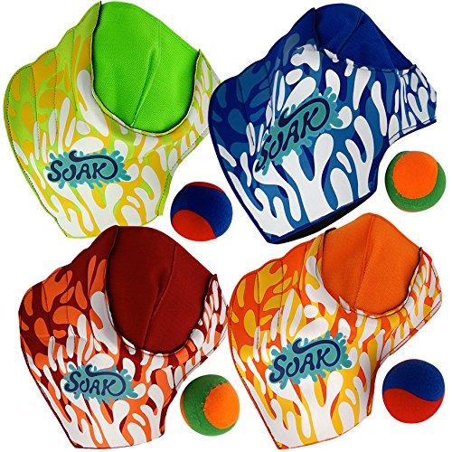 SOAK EZ Glove Set, Colors (Catch Baseball)
