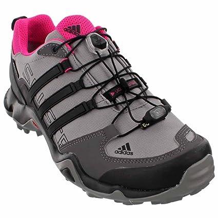 Adidas Terrex Swift R Gtx W Granite, Black, Solid Grey Women's Hiking Shoes  -
