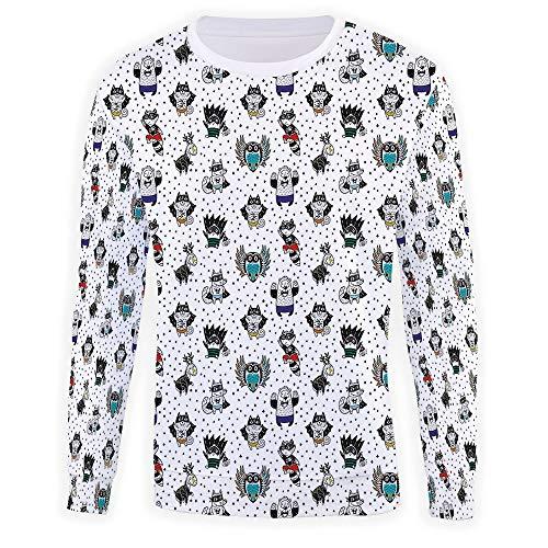 iPrint Unisex 3D Pattern Printed,Superhero,Hoodie Sweatshirts with Big Pocket