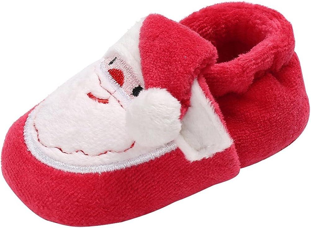 TINKSKY Baby Booties Winter Warm Soft
