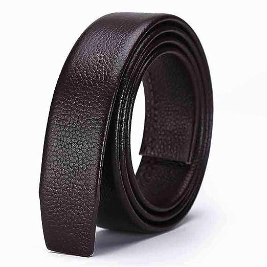 Guolipin Cinturones de Hombre Cinturón de los Hombres Pantalones ...