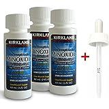 Kirkland Signature Minoxidil Hair Regrowth Solution For Men, Package Includes Child-Resistant Dropper Applicator