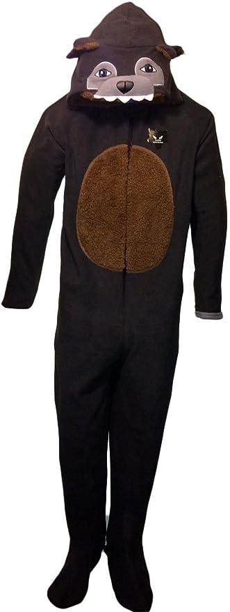 Primark Essentials - Pijama de una pieza - para niño gris gris ...