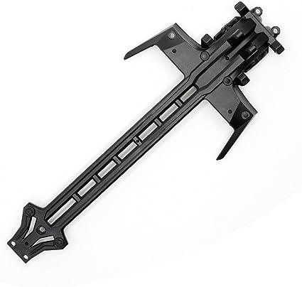 2 Pcs HOSIM RC Car Shock Proof Plank Accessory Spare Parts 30-SJ13 for Hosim 9130 9135 9136 9137 9138 Q903 RC Car