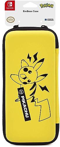 Hori - Funda rígida en relieve Pikachu (Nintendo Switch): Amazon.es: Videojuegos