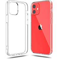 Shamo's Compatible with iPhone 12 and iPhone 12 Pro Case Clear (2020), Shockproof Bumper Cover Soft TPU Silicone…